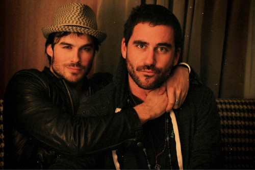 Ian and Bryan Mooser