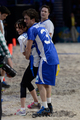 Ian and Nina Celebrity Beach Bowl 2013 HQ - ian-somerhalder-and-nina-dobrev photo