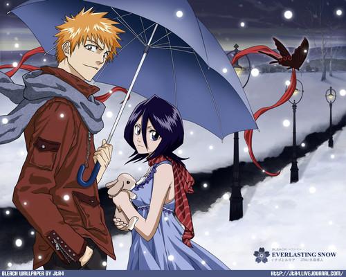 Ichigo & Rukia