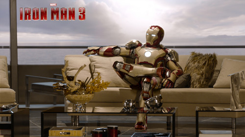 Iron Man 3 Wallpaper