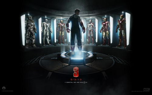 Iron Man 3 wolpeyper