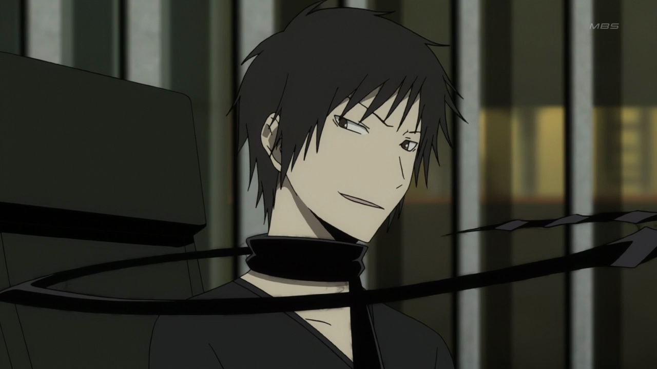 Картинки идзая орихара из аниме дюрарара