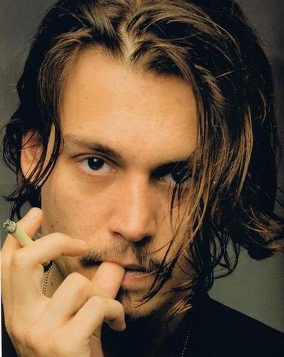 Johnny Depp wallpaper possibly with a portrait titled J. Depp <3