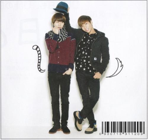 JILLE Magazine - JongTae (SHINee Jonghyun and Taemin)