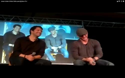 Jensen/Misha - Mirroring