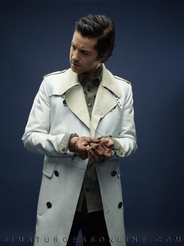 Jim Sturgess - L'Uomo Vogue Italy (January 2013)