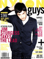 Jim Sturgess - Nylon Guys (March 2013)