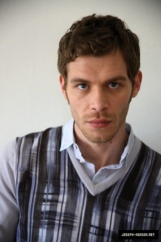 Joseph morgan as Christian Grey