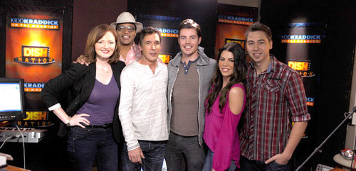 Josh Henderson at Kidd Kraddick in the Morning