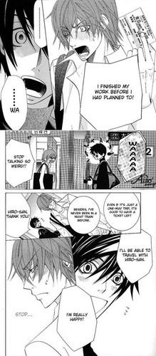 Junjou Egoist manga