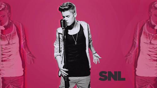 Justin Bieber KSautrday Night Live