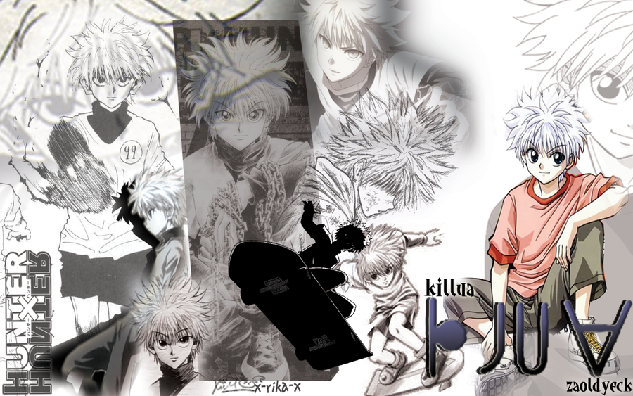 Killua Zoldyck Images Kill Zold Hd Wallpaper And Background Photos