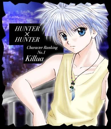 KILLUA PICTURE - killua-zoldyck Fan Art