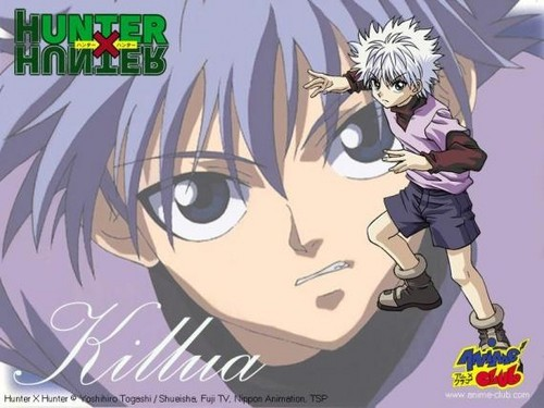 KILLUA PICTURE