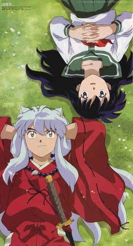 Kagome and ইনুয়াসা