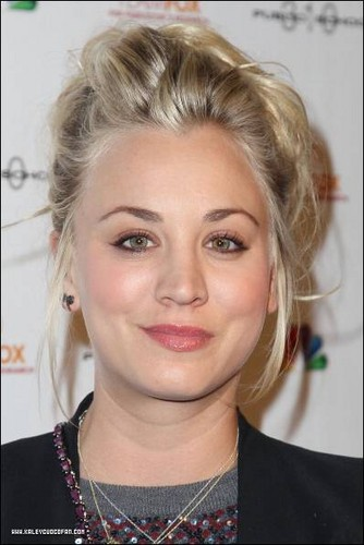 Kaley @ Raising The Bar To End Parkinson's Event