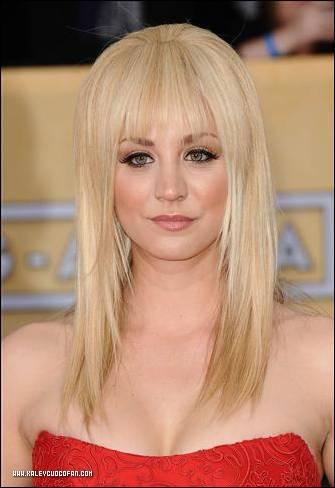 Kaley @ Screen Actors Guild Awards foto-foto