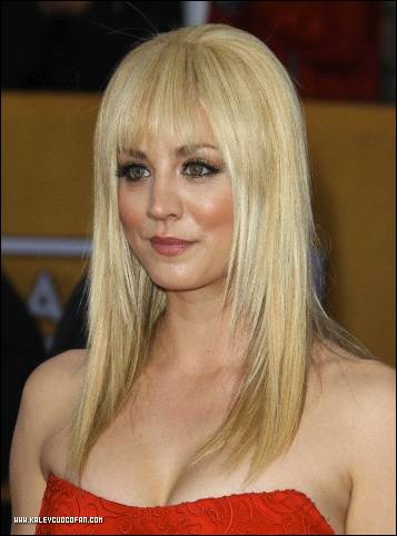 Kaley @ Screen Actors Guild Awards các bức ảnh