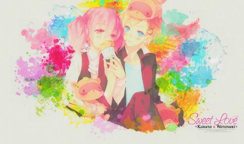 Karuta&Watanuki