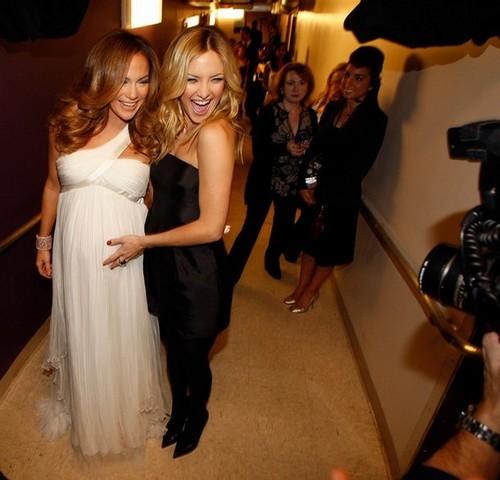 Kate Hudson & Jennifer Lopez - 2007