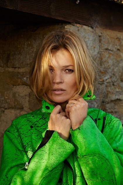 Kate Moss for rag & bone spring 2013