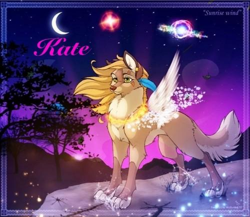 Kate, edited