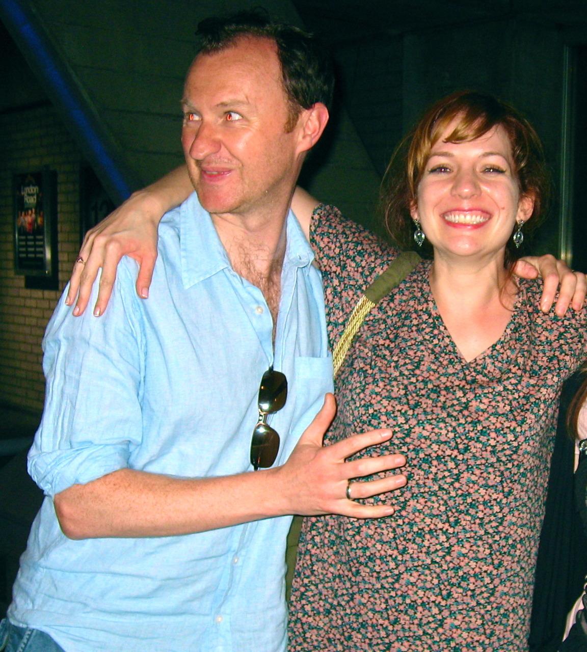 Katherine Parkinson & Mark Gatiss