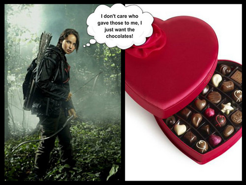 Katniss and the Box of Chocolates