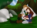 Kayley and Garret's Family - quest-for-camelot fan art