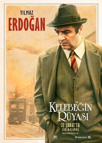 Kelebeğin Rüyası Poster - Yılmaz Erdoğan