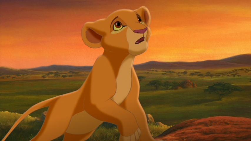 Lion King Kiara And Simba