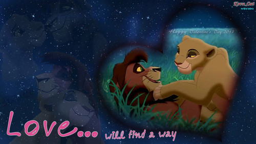 Kovu Kiara cinta Will Find A Way HD