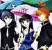 Kyo, Yuki and Tohru  - fruits-basket icon
