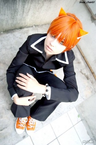Kyo cosplay