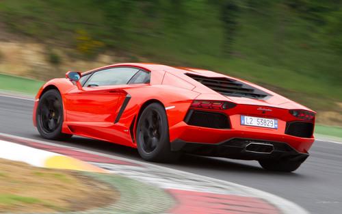 Lamborghini Hintergrund