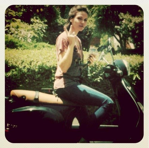 Lana Instagram 照片