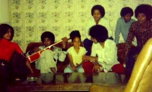 Latoya With Family