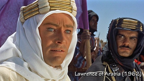 Classic Movies wallpaper titled Lawrence of Arabia 1962