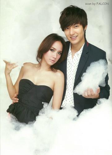 Lee Min Ho for 'Image' Magazine