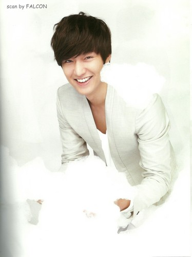 Lee Min Ho wallpaper called Lee Min Ho for 'Image' Magazine
