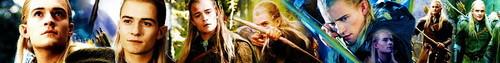 Legolas Greenleaf Banner