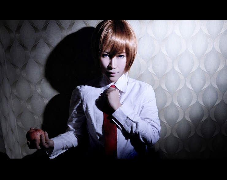 Light Cosplay - Death Note Photo (33592500) - Fanpop