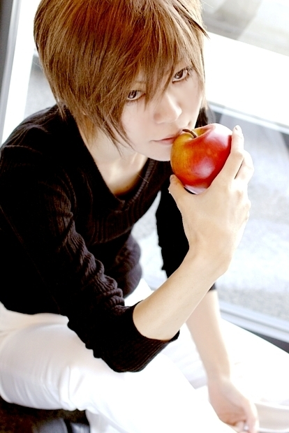 Light Yagami images Light Cosplay wallpaper and background ...