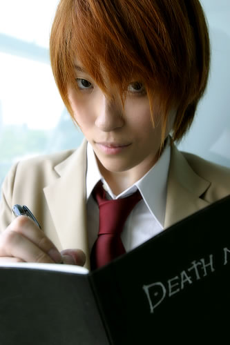 Light Cosplay - Light Yagami Photo (33577284) - Fanpop