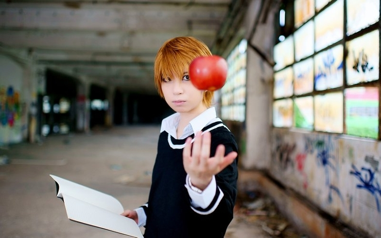 Light Cosplay - Light Yagami Photo (33577319) - Fanpop