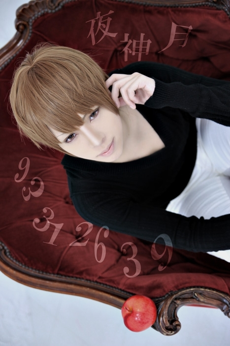 Light Cosplay - Light Yagami Photo (33577409) - Fanpop