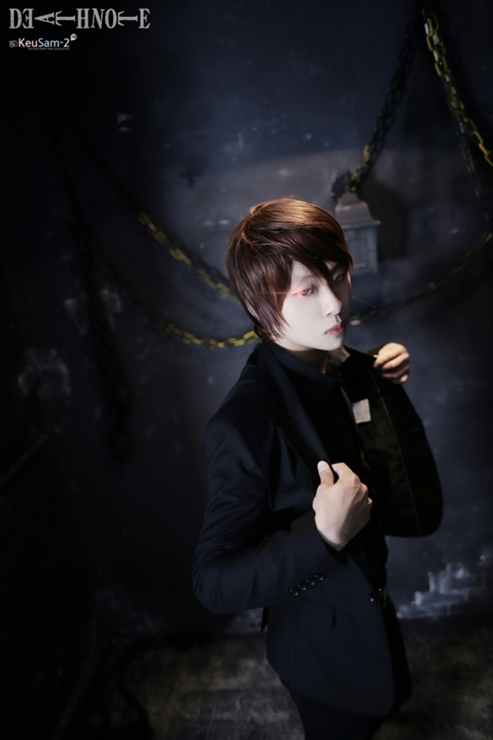 Light Cosplay - Light Yagami Photo (33577740) - Fanpop