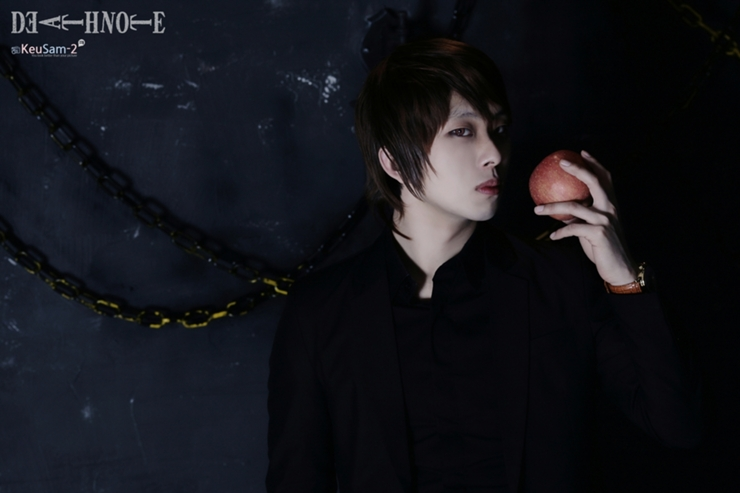 Light Cosplay - Light Yagami Photo (33577748) - Fanpop