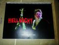 Linda Blair 2013 calendar