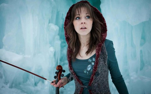 Musica wallpaper titled Lindsey Stirling